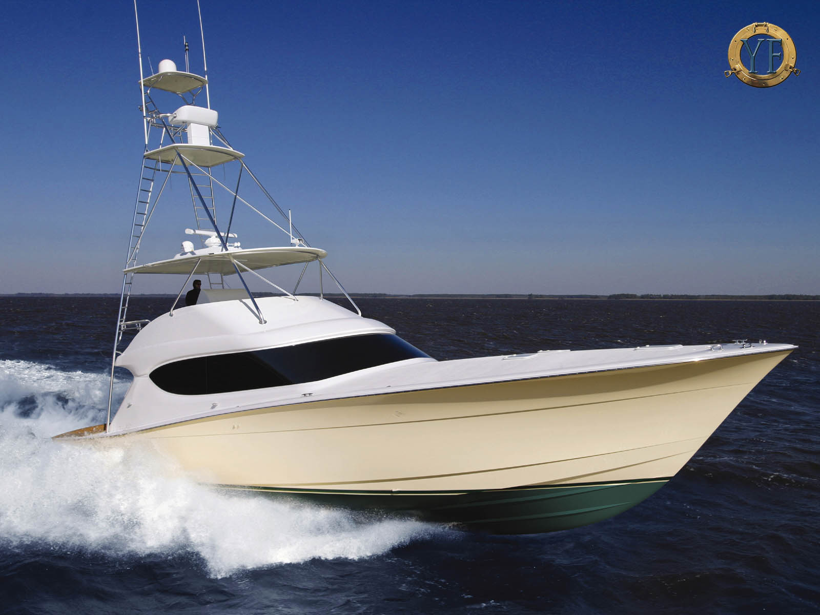 hatteras yacht wallpapers