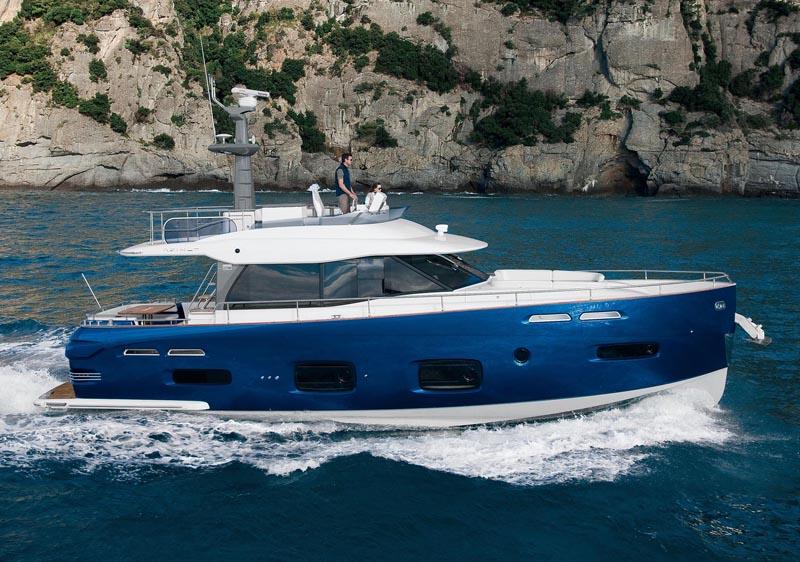 Review: Azimut 50' Magellano Motoryacht - YachtForums.