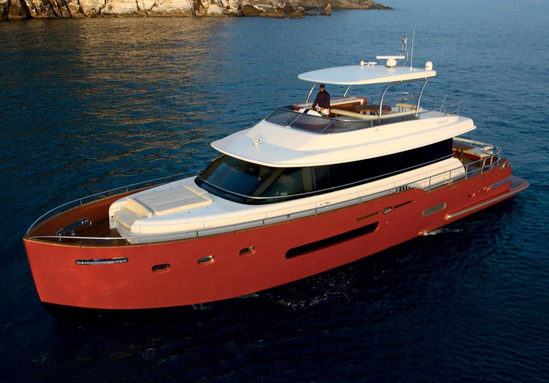 "True Yacht Buffs chronicle a sighting; similar to a new car edition– ""Look! ..."