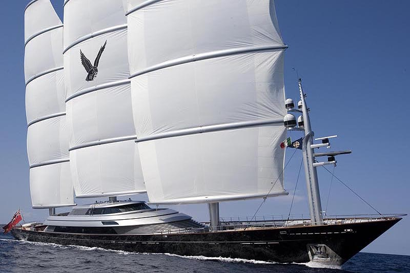 Perini Navi Yacht News Reviews And Features Yachtforums We Know Big Boats