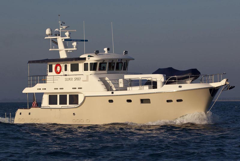 trawler expedition catamarans quick review