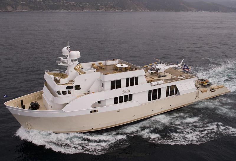 Yacht Escort Ships & Shadows News, Reviews and Features