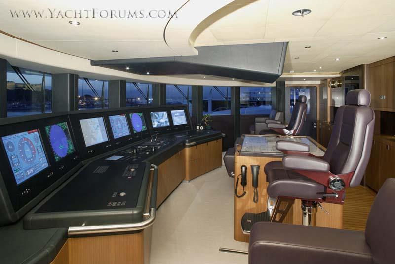 Review Oceanco 248 Superyacht Quot Anastasia Quot Oceanco