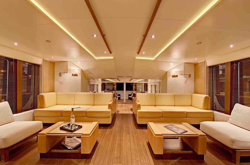 Review Jfa 90 Motorsailer Quot Hortense Quot General Sailing