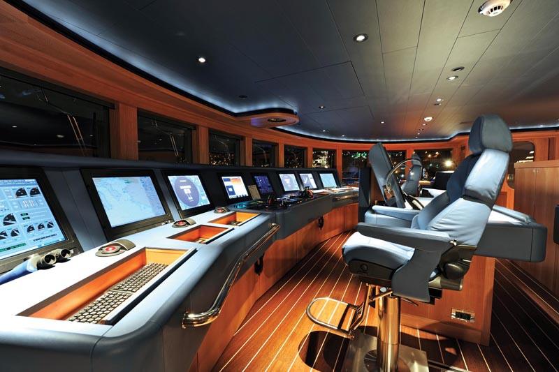 Review: Lurssen Yachts 257'