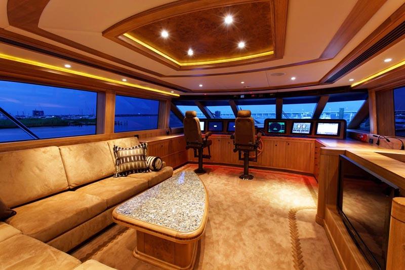 Review Trinity Yachts 122 Sportfish Quot Mary P Quot Trinity