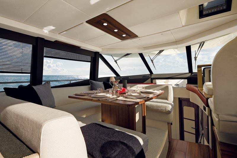 Review Azimut 50 Magellano Motoryacht Azimut Yacht
