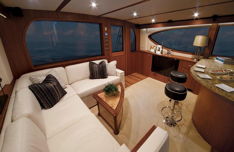 Review Hatteras 60gt Sportfish Yachtforums The World S