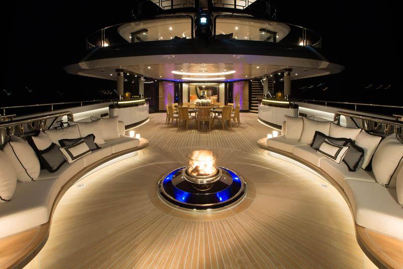 Review Lurssen Yachts 312 Quot Kismet Ii Quot Superyacht