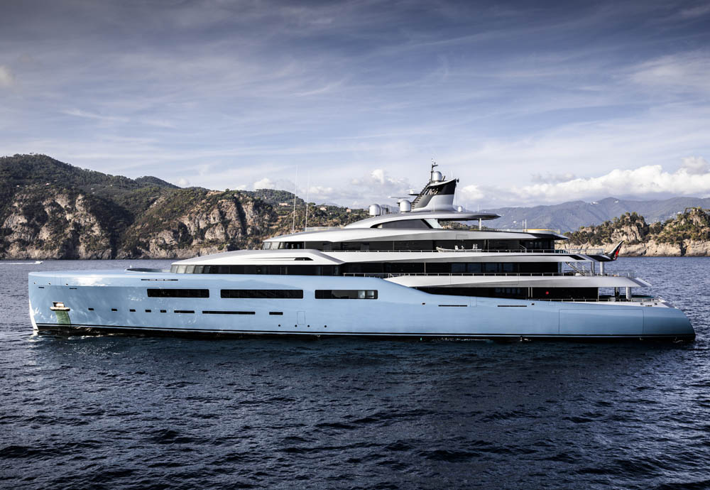 Review Abeking Rasmussen 98 Meter Superyacht Aviva Abeking