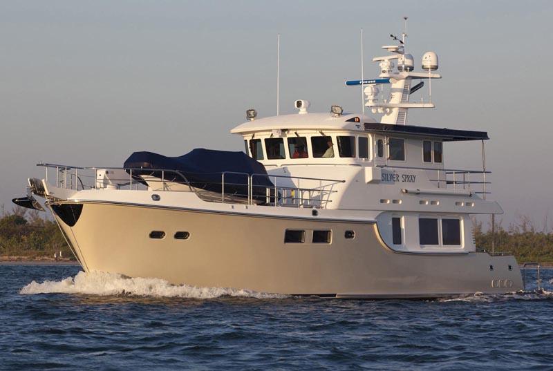 trawler expedition catamarans quick review