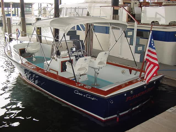 Chris Craft Cutlass Dory/Tournament Angler - Chris Craft
