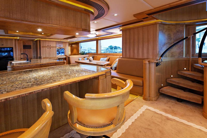 Review Trinity Yachts 122 Sportfish Quot Mary P Quot Page 2