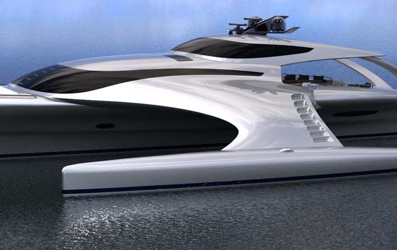 Future Yacht Adastra 42 5m Trimaran Future Yachts