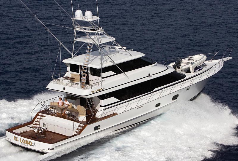 Review Affinity Yachts 90 Luxury Sportfish General