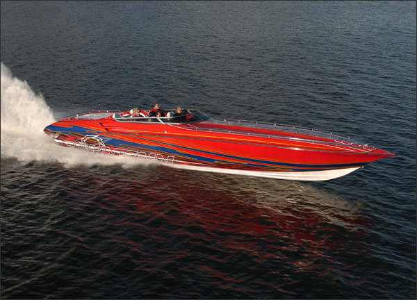 Fastest Speed Boat What is the fastest speedboat Fastest Speedboat In The World