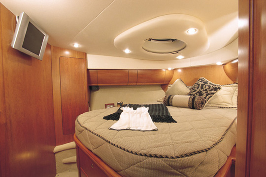 48' Silverton Sport Fish Convertable, Guest Room... Attached Images