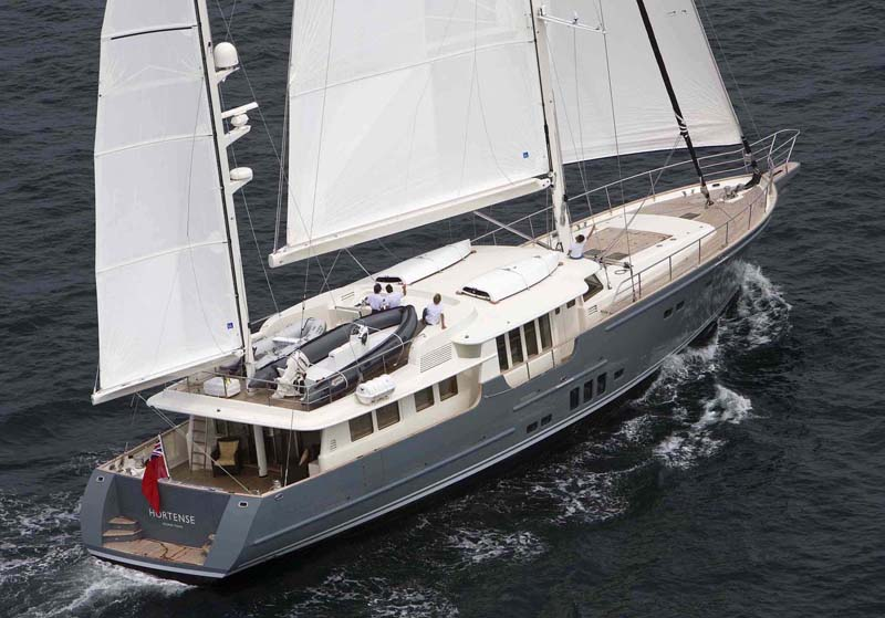 Review Jfa 90 Motorsailer Quot Hortense Quot General Sailing