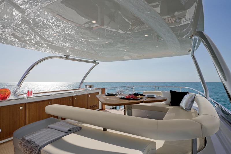Review: Azimut Yachts New 74' Magellano - YachtForums.