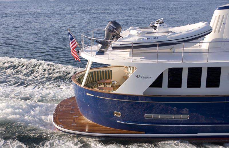 Review Sea Spirit 60 Passagemaker Sea Spirit Yacht