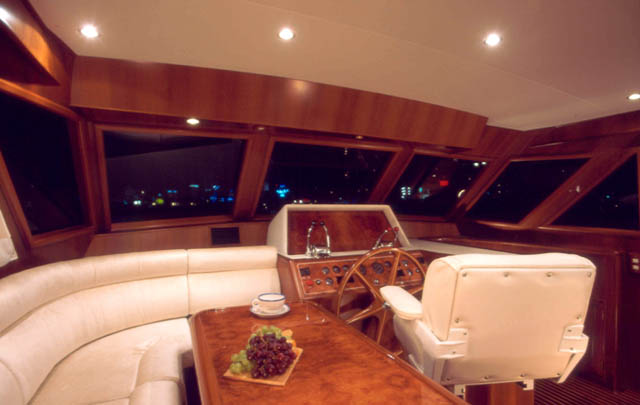 51' Ocean Alexander; Pilothouse... Attached Images
