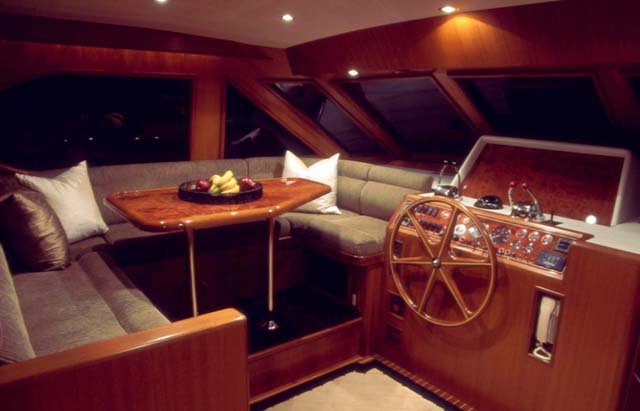 54' Ocean Alexander; Pilothouse... Attached Images