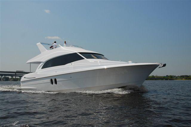 Builder: Hatteras Yachts Year: 2008