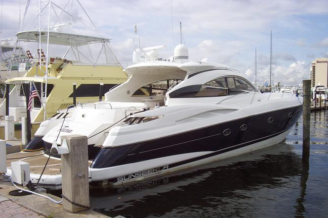 Here's a 61 I used to run. Owner sold it earlier this year. Great speed boat ...