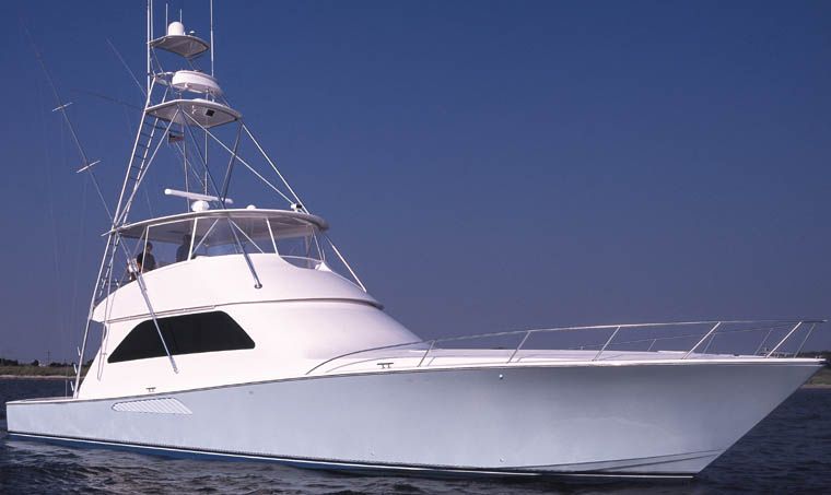 ... earlier 65 and 74 convertible successes, in a yacht that sparkles with ...