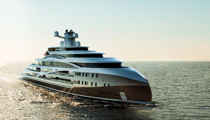 8 explorer yacht concepts
