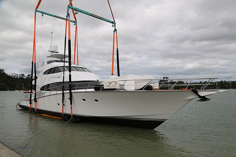 Al Duhail Launched by Yachting Developments (1).jpeg