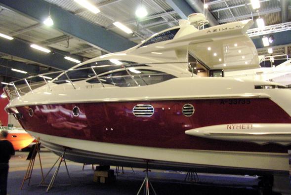 Azimut 103s - YachtForums.