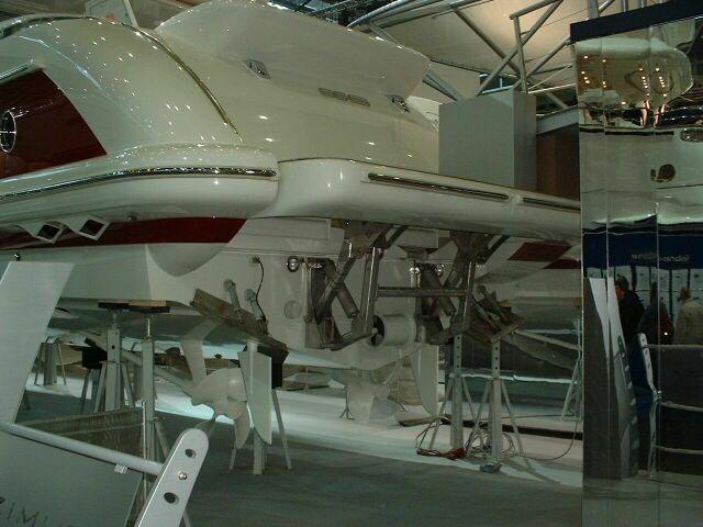 Azimut yachts 68 S - aft