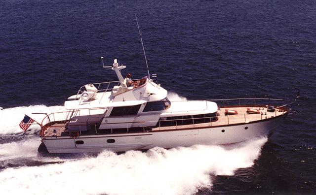 Vintage Baglietto - Baglietto Yacht | YachtForums: We Know Big Boats!