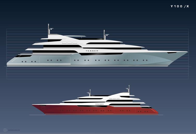 Lars Modin Design Iv Yacht Renderings Amp Plans