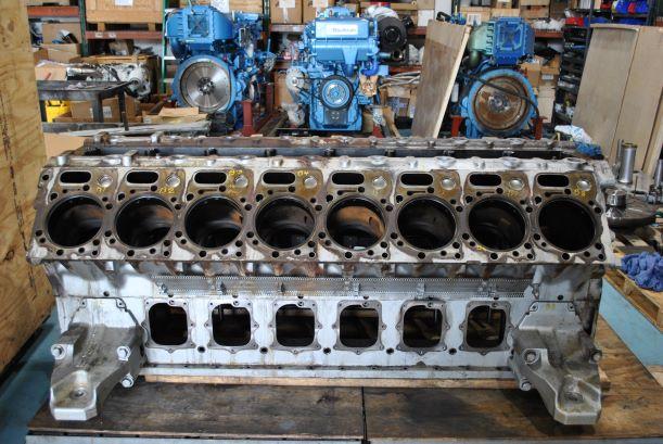 MTU 16V4000 Overhaul - documented with pics - General