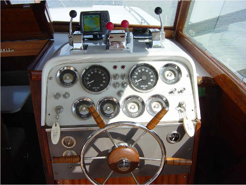 1964 CC Roamer Riviera 36 (AL) - YachtForums.