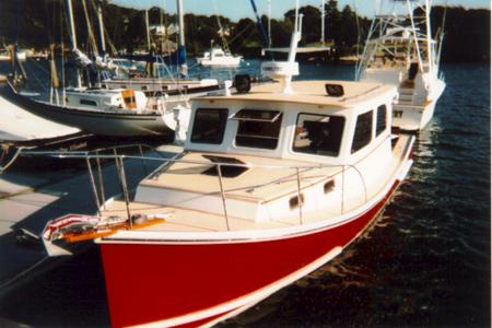 Genuine Lobster Yachts