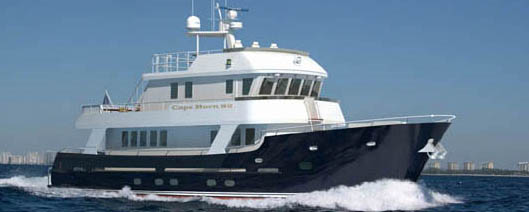 Review: Cape Horn 82' Expedition - Yacht Reviews & Feature