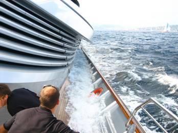 Review: Perini Navi 289' Clipper Yacht