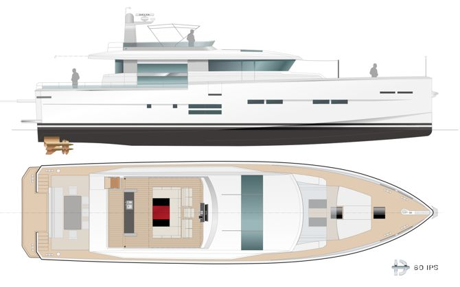 Yacht Design or graphic art? - Yacht Renderings & Plans | YachtForums: We Know Big Boats!