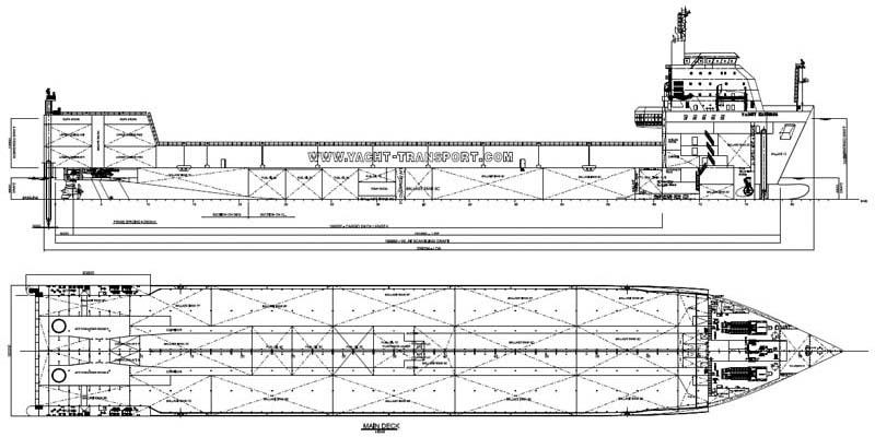 Container Ship Deck Plan Space (page 5) - Pics about space