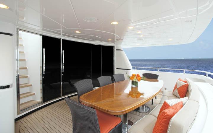 Review: San Lorenzo 88' Motoryacht - YachtForums.