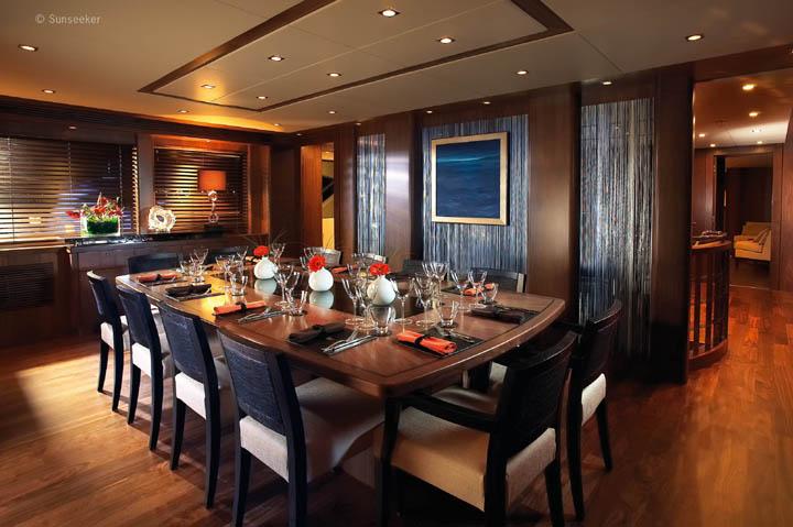 Review Sunseeker 37 Meter Quot Snapper Quot Sunseeker Yacht
