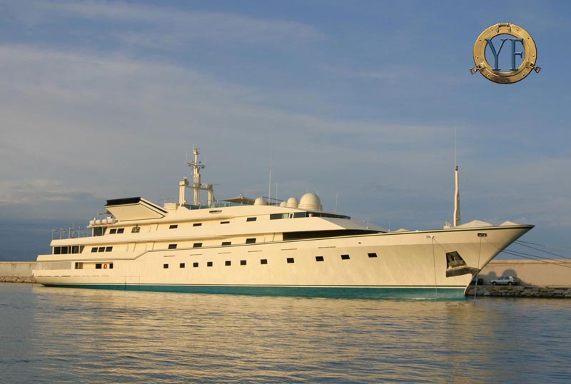 Donald Trump S Yacht Princess Special Features Live Show Coverage Yachtforums We Know Boats