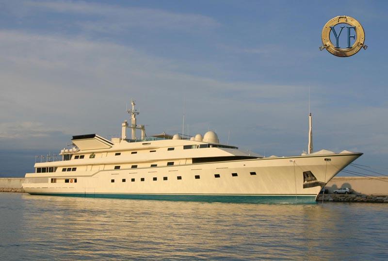 Donald Trump 39 S Yacht Trump Princess Special Features