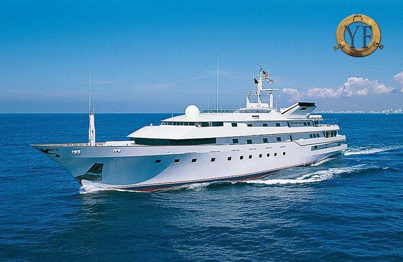 Donald Trump S Yacht Princess