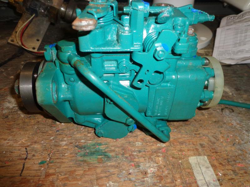 Volvo Penta TMD 40 Injection pump and gearbox - Buy/Sell/Trade | YachtForums: We Know Big Boats!