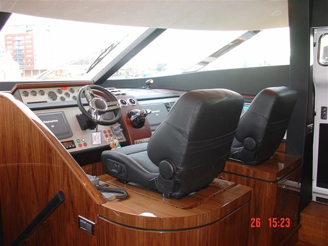 My new Fairline Squadron 78 in the build - Page 4 - YachtForums.