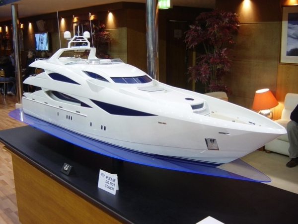 London Boat Show Photos - YachtForums.